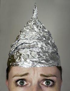 ufo mj12 tin foil hats