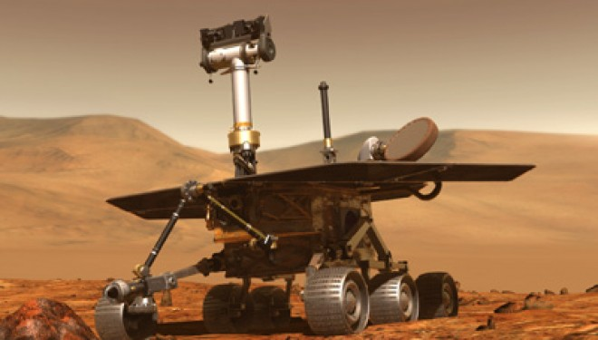 Spirit Rover Lives – How A Robot Can Survive The Odds