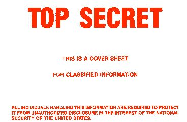 classified top secret