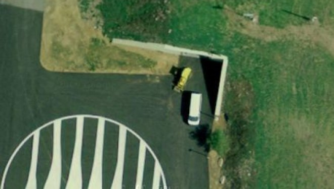 The Secret Government Installation in South Mountain Maryland