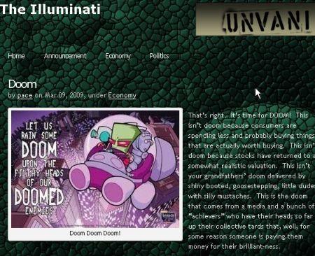 how do i join the illuminati