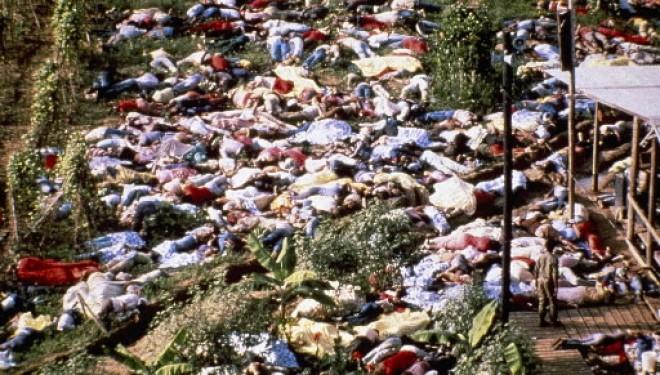 The Jonestown Conspiracy