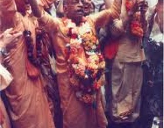 A Background of the Hare Krishna Cult