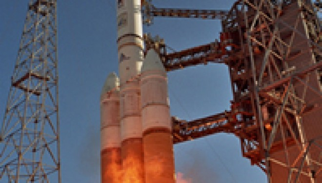 USAF Launches Another of Many Top Secret NRO Satellites
