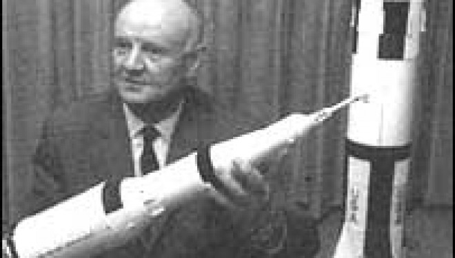 The Inept FBI Background Check of Arthur Rudolph – Nazi Rocket Scientist