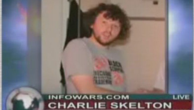 Charlie Skelton Attempts to Infiltrate a Bilderberg Meeting