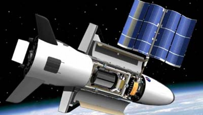 Is The X37B Orbital Space Vehicle the Next Shuttle?