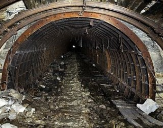 Did A Tunnel System Connect Secret Underground Russian Bases?
