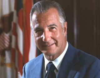 The Investigation and Resignation of Vice President Spiro Agnew