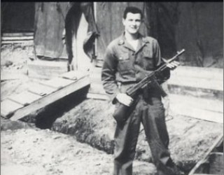 Ben Malcom and the White Tigers of Korea