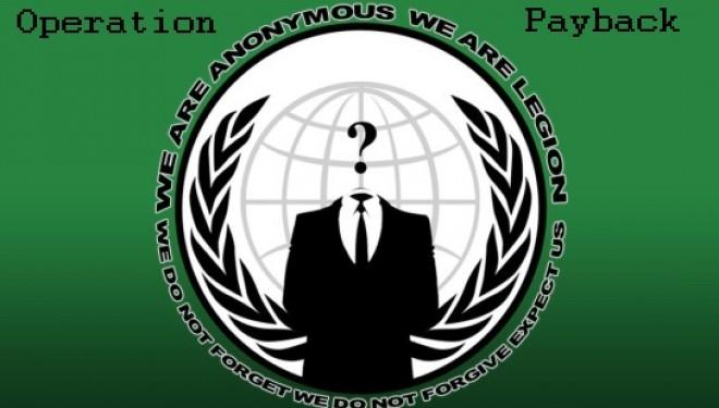Internet Vigilante Hacker Group Anonymous Hacks US Security Firm