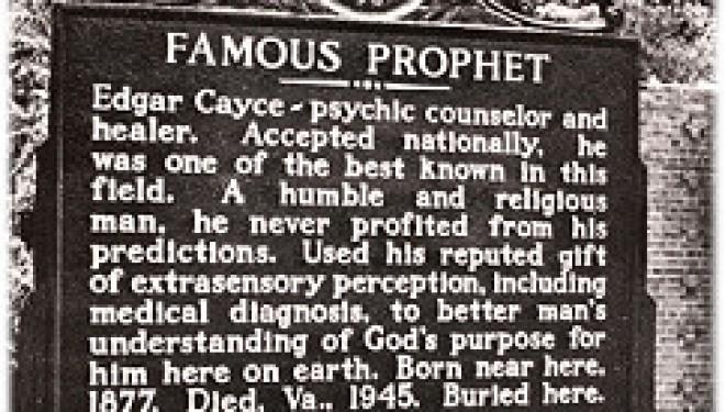 The Many Failed Edgar Cayce Prophecies