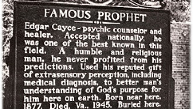 The Many Failed Edgar Cayce Prophecies