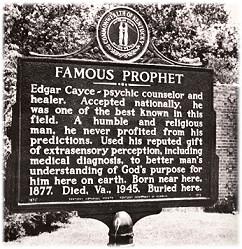 edgar cayce prophecies