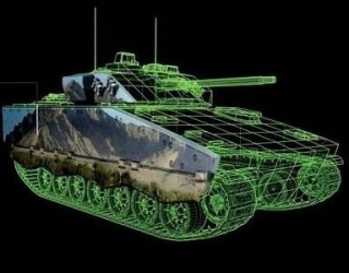 BAE Systems Producing an Electronic Stealth Tank Technology for UK