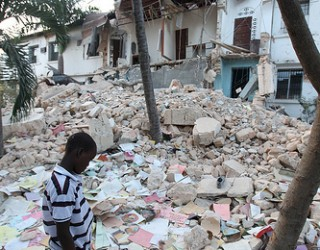 Amazing Haiti Photos and the Rebuilding Process