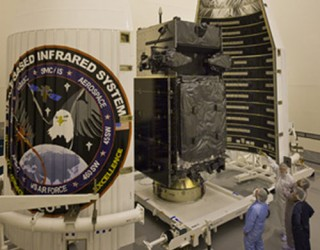 US Satellite Launched With Powerful Infrared Sensor Capabilities