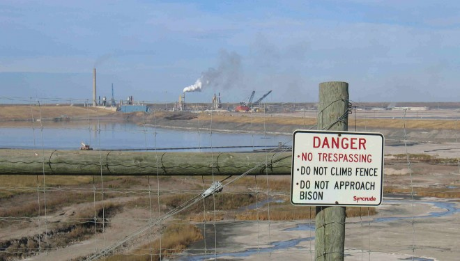 Greenpeace Announces Global Protests Against the Tragedy of Canada Tar Sands Oil