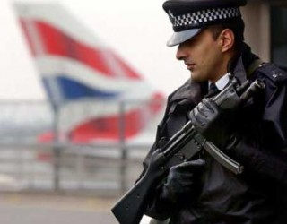 UK Adds Armed Police to Trains and Subways to Deter Terrorism