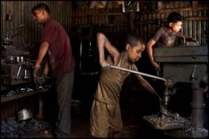 child labor in india