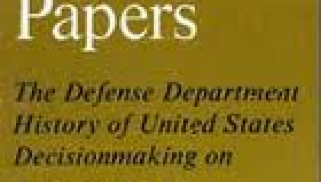 Pentagon Papers Released 40 Years After They Are Leaked