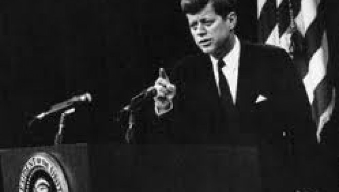 Did The Kennedy Speech on No Secret Societies Seal His Fate?