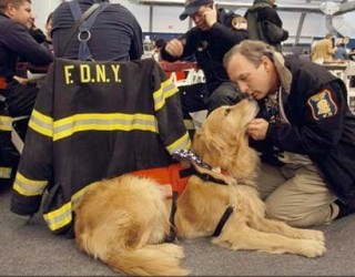 American Humane Association Celebrates Canine Heroes of 9-11