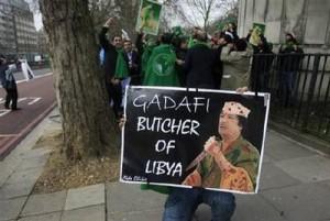 libya butcher