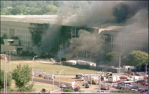 pentagon smoke