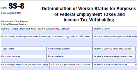 worker status