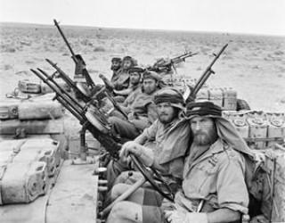 Rare 600 Page Scrapbook Details Heroic WWII SAS Unit