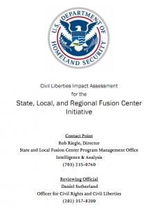 fusion center
