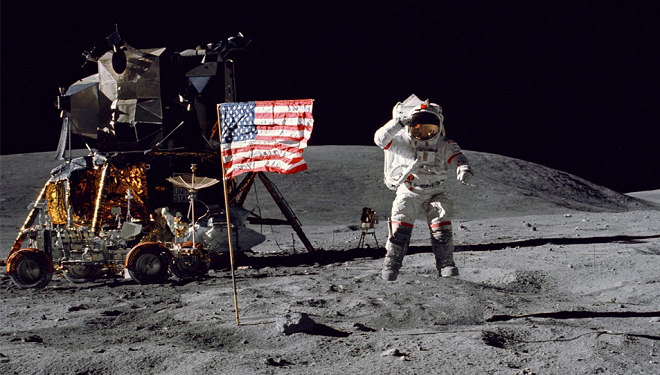 Three Popular Reasons People Think the Moon Landing Was Fake