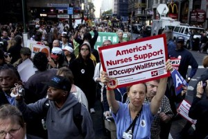 occupy nurses