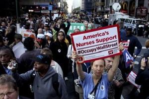 occupy nurses
