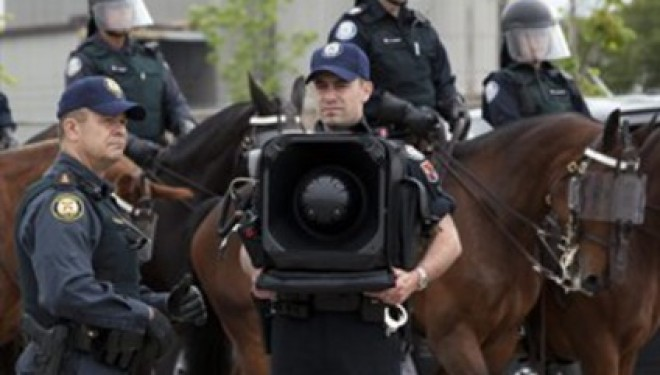 New Police Weapons that Threaten Occupy Protests