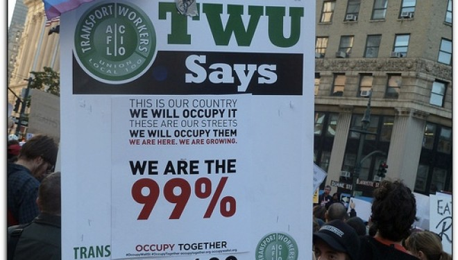 Wisconsin Protests Provided Clues About Upcoming Occupy Movement