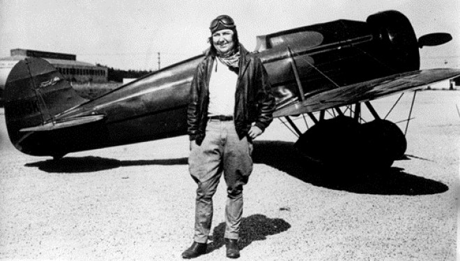 The Great Female Pilot – Pancho Barnes