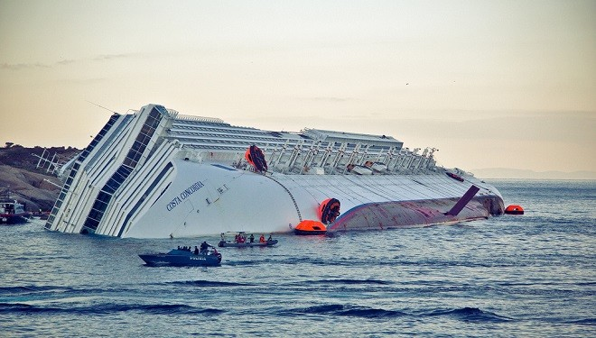 Costa Concordia – The Cruise Ship Tragedy that Changed an Island