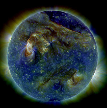 earth solar