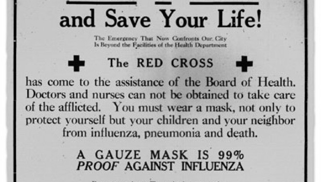 The 1918 Flu Epidemic – Could It Happen Again?