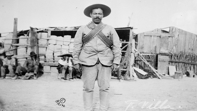 Meeting Pancho Villa's Wife and a Search for Villa's Treasure