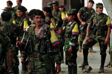 farc in columbia