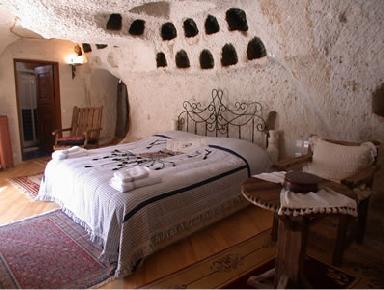 cappadocia cave hotels