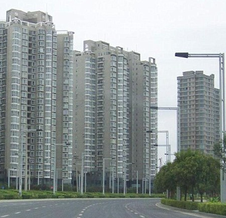 china ghost cities