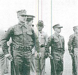 marine drill sergeant