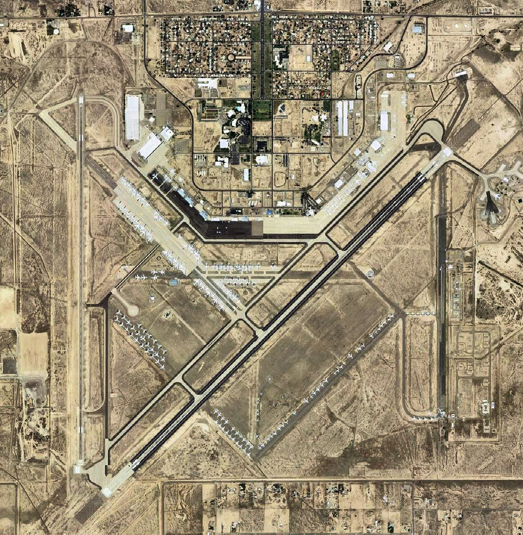 Abandoned Us Air Force Bases