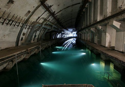 5 Of the Most Amazing Abandoned Underground Russian Bases