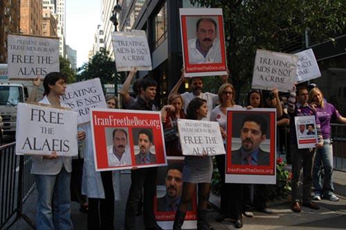 iran free the docs