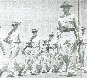 marines graduation